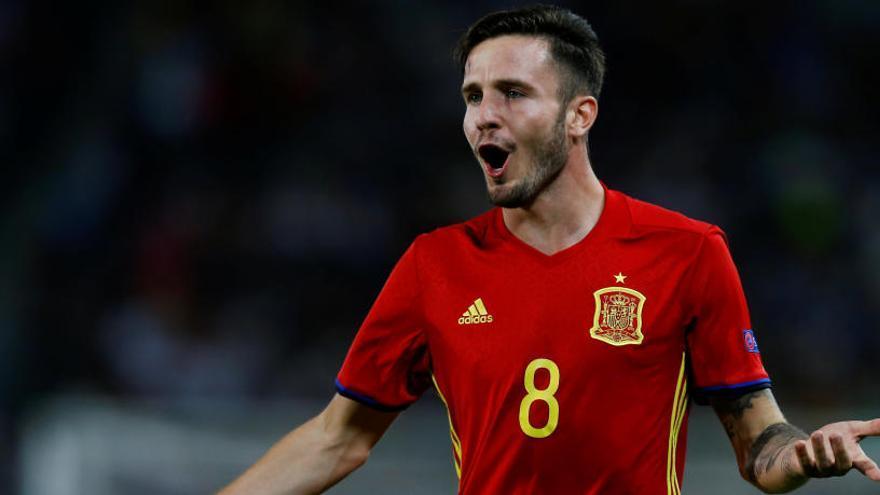 Saúl amplía su contrato con el Atlético hasta 2026