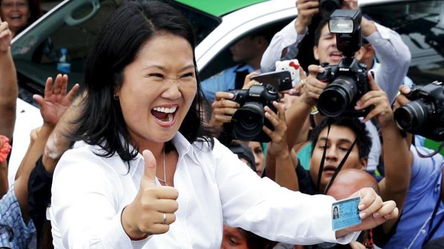 El Tribunal Constitucional de Perú, a favor de liberar a Keiko Fujimori