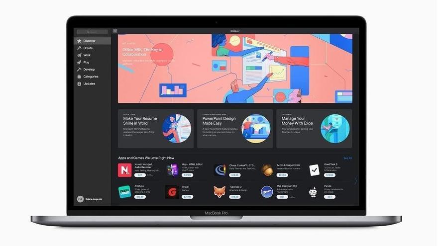 El paquet d'Office 365 arriba per primera vegada a l'App Store per a Mac