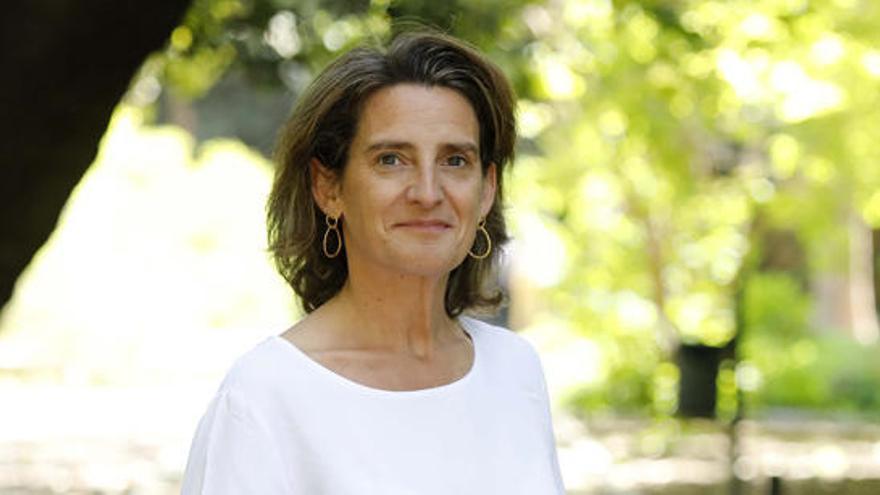 Teresa Ribera, la cuarta vicepresidenta
