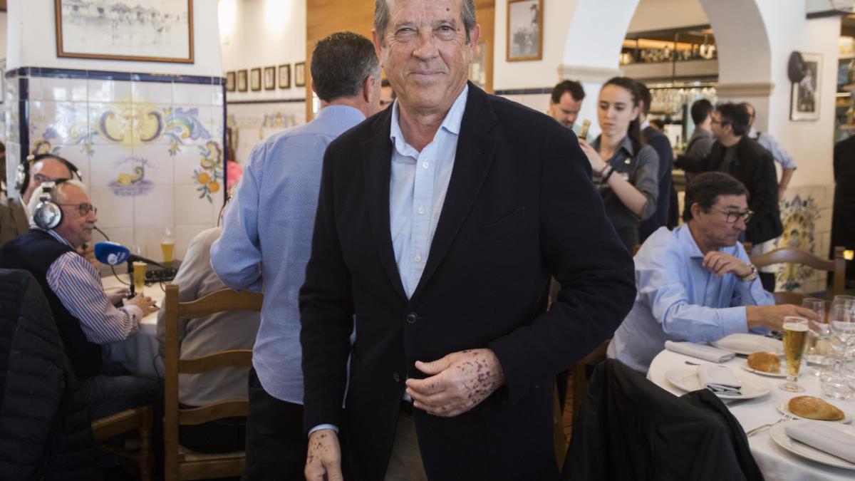 Manuel Llorente, en una imagen de archivo.