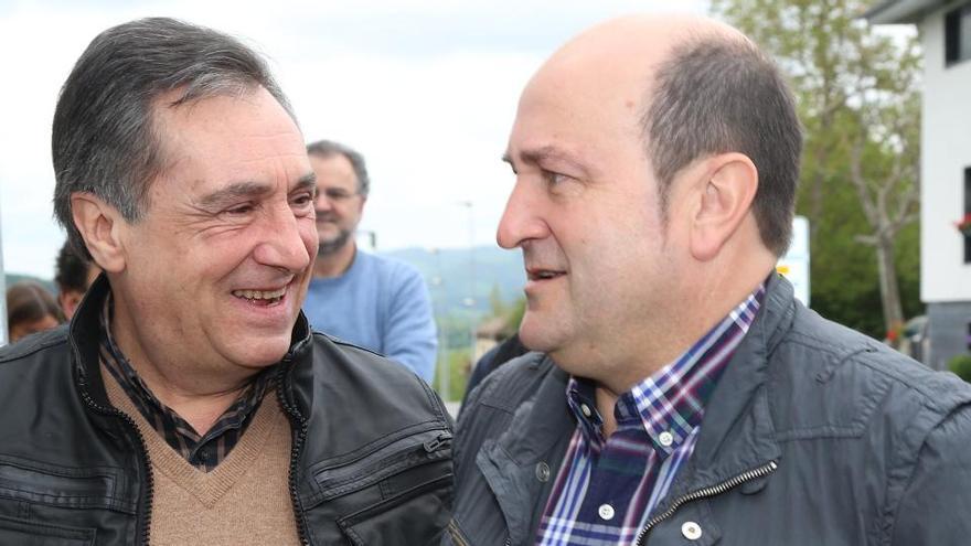 Muere el exdiputado general de Álava y dirigente del PNV Xabier Agirre