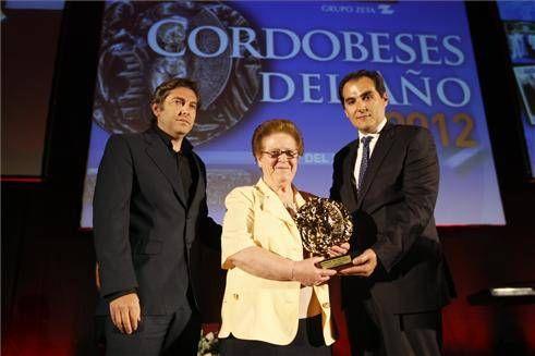 Entrega de los Cordobeses del Año 2012