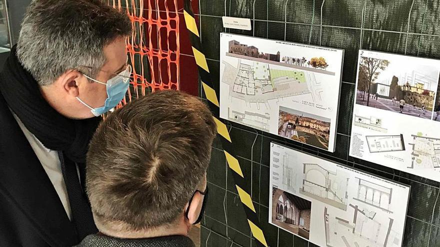La reforma del Museu Arqueològic de Banyoles acabarà el 2022