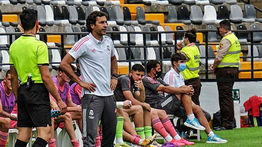 Raúl González: «Creo que este formato no es el mejor, pero hay que aceptarlo»