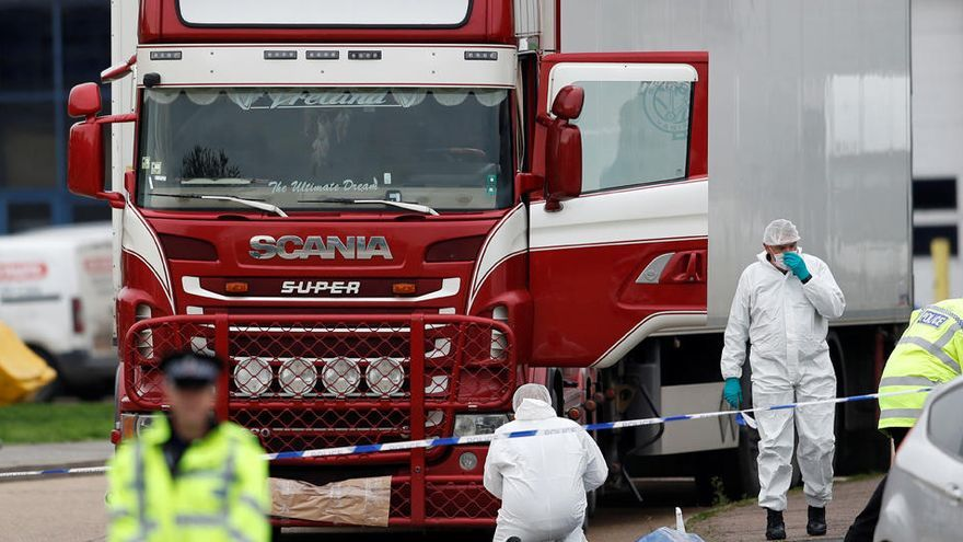 El conductor que transportaba 39 cadáveres admite el cargo de homicidio imprudente