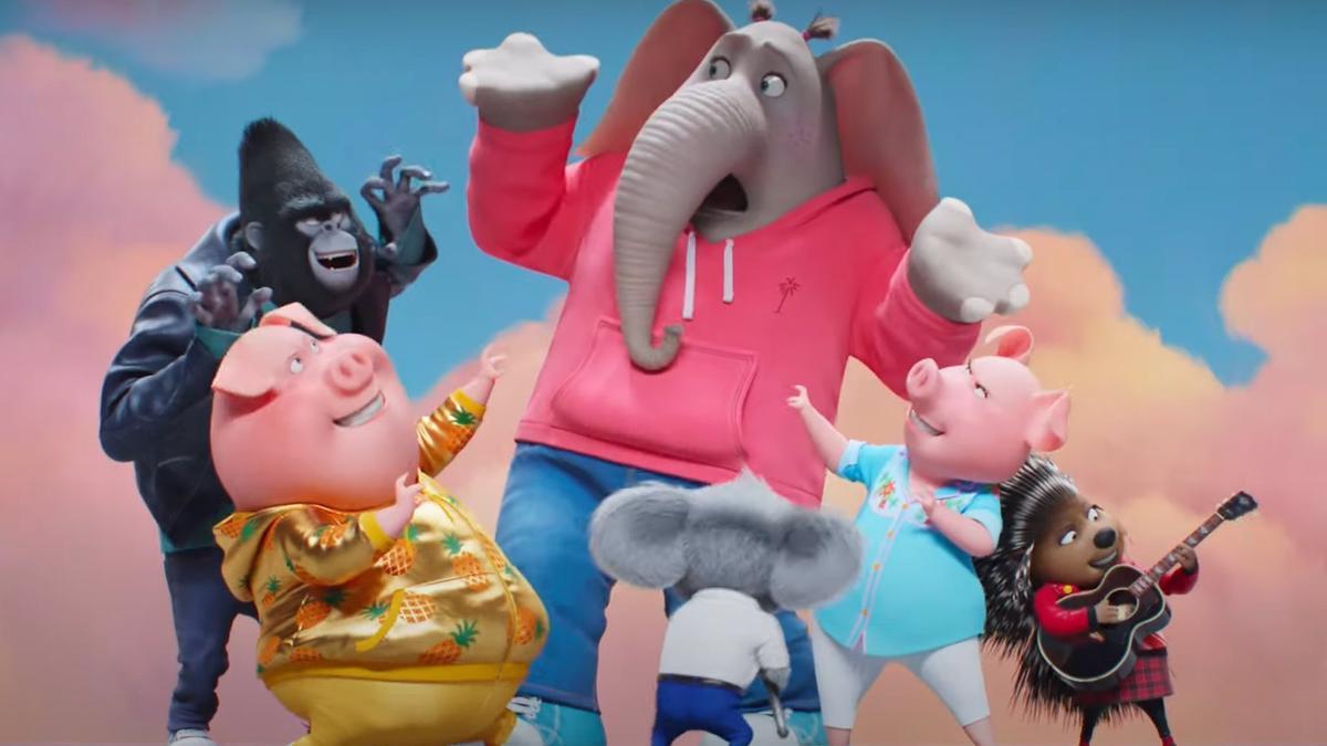 La animación musical de 'Canta 2', más cerca del estreno