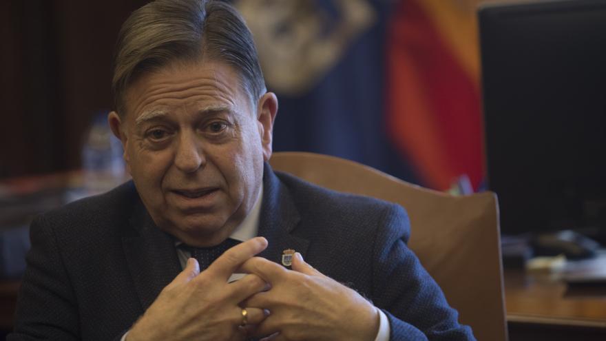 """Alfredo Canteli: """"No me veo gobernando con nadie, me ilusionaría llegar a una mayoría absoluta"""""""