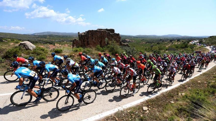 Vuelta a España: Recorrido y horarios de paso de Mora de Rubielos a Ares del Maestre