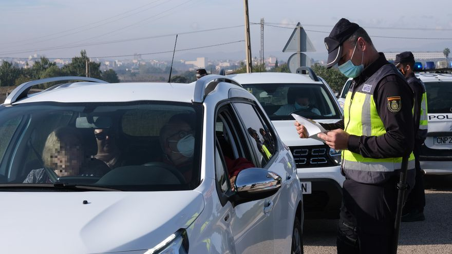 Ponen 800 multas este fin de semana en Murcia por incumplir las medidas anticovid