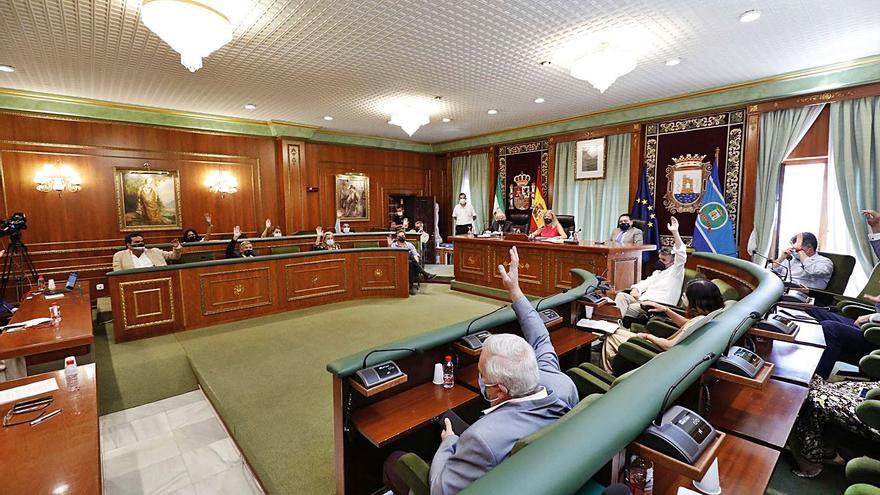 El Ayuntamiento de Marbella ratifica por unanimidad el avance del PGOU