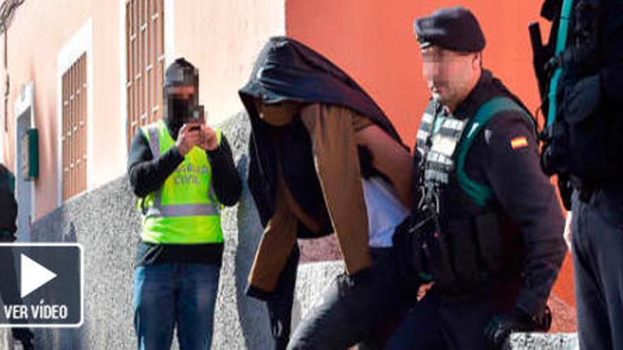 El yihadista detenido en Gran Canaria, a la Audiencia Nacional
