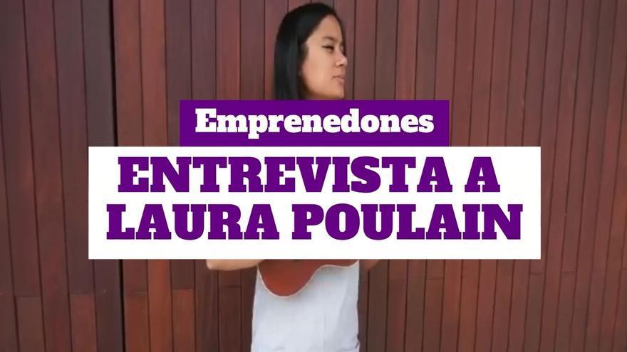Podcast Emprenedones: Entrevista a Laura Poulain