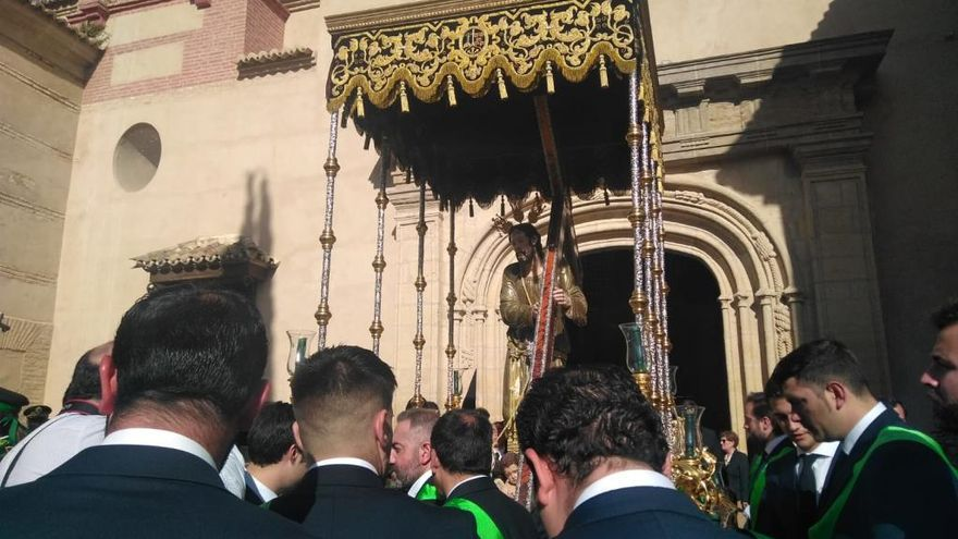 La fe de Estudiantes en Antequera