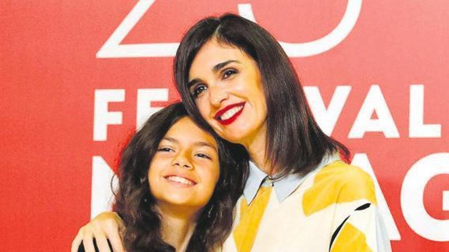 Ava Salazar, tras los pasos artísticos de su madre en la gran pantalla