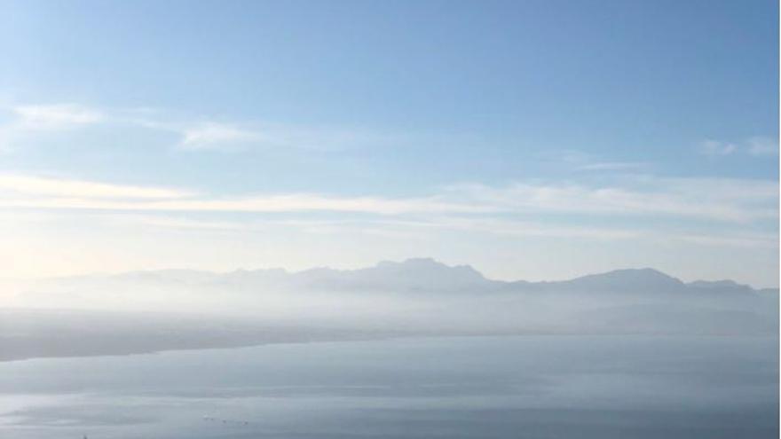 El tiempo en Mallorca: Vientos fuertes y polvo en suspensión