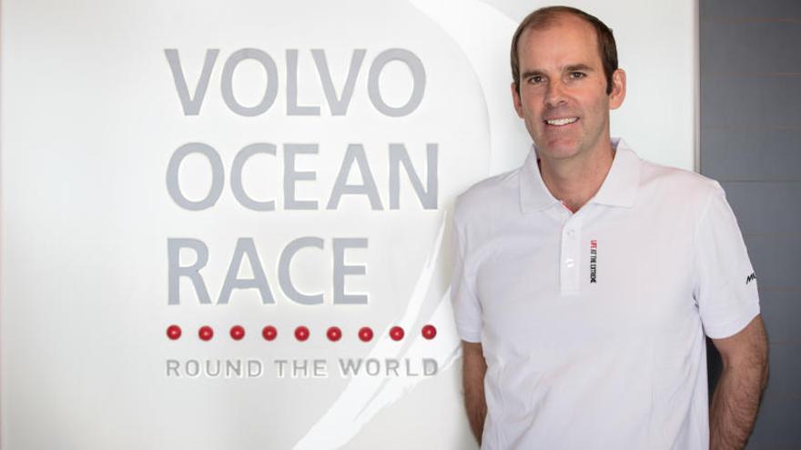 Richard Brisius, nuevo presidente de la Volvo Ocean Race