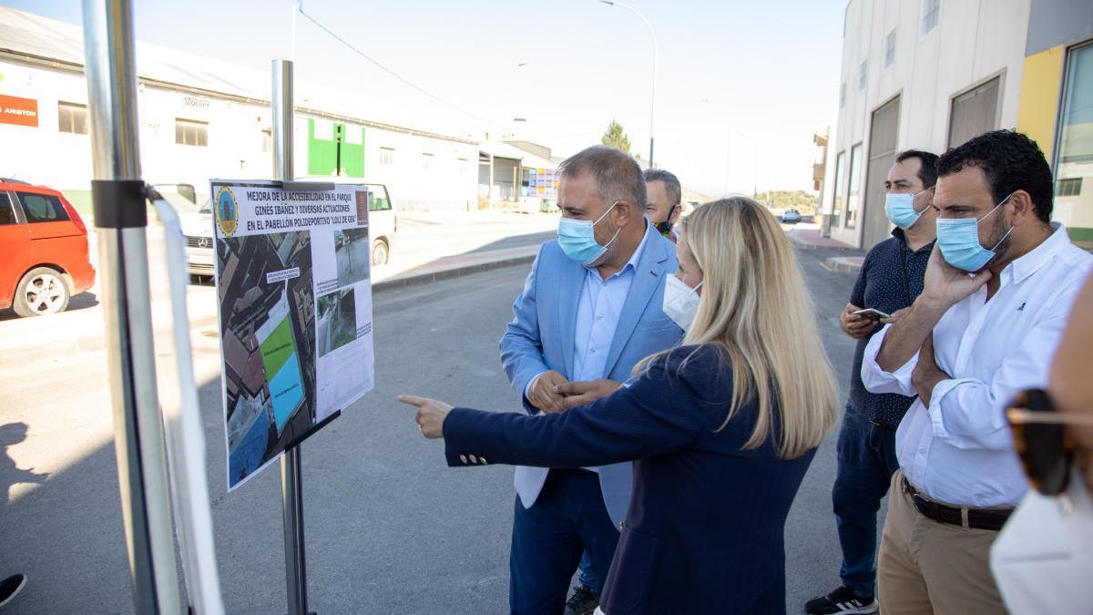 Cehegín invertirá más de 350.000 euros en el Plan de Obras 2020-21