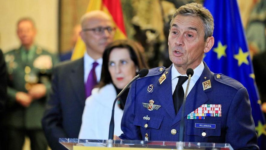 Dimiteix el cap de l'Estat Major de la Defensa per vacunar-se de COVID