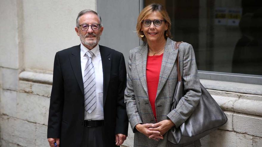 L'advocada Marta Alsina agafa el relleu a Ramon Llorente com a defensora del ciutadà de Girona