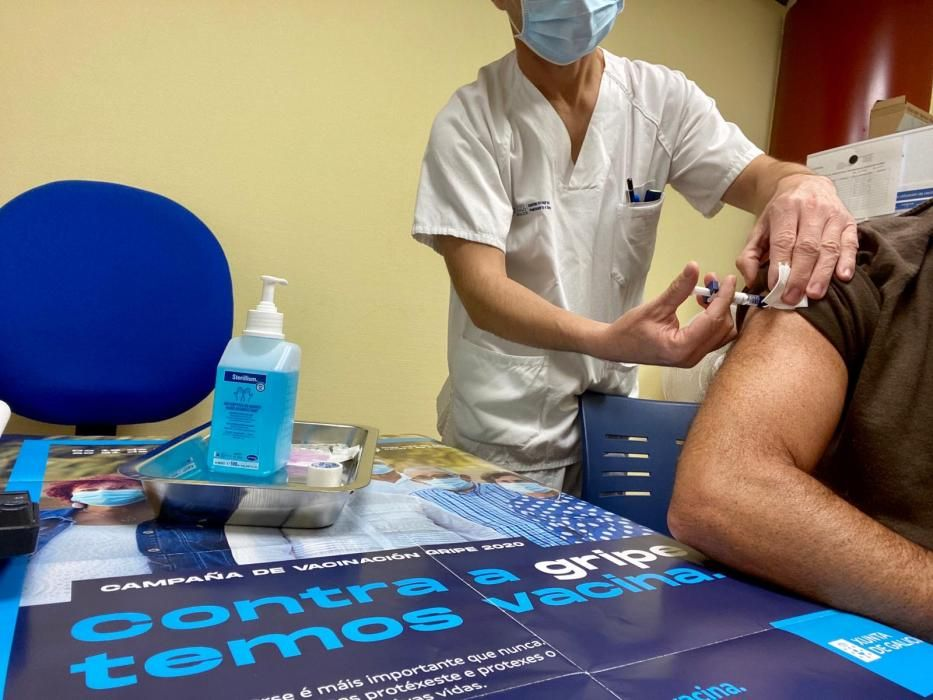 La vacunación contra la gripe, más crucial que nunca