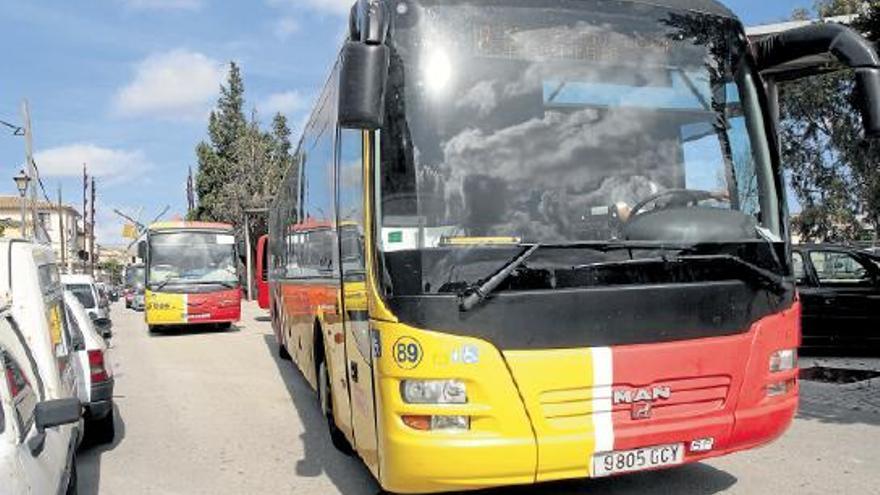 Viele Änderungen bei den Überlandbussen auf Mallorca