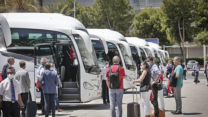 Preocupación en Baleares por el rumbo que tome la recuperación económica