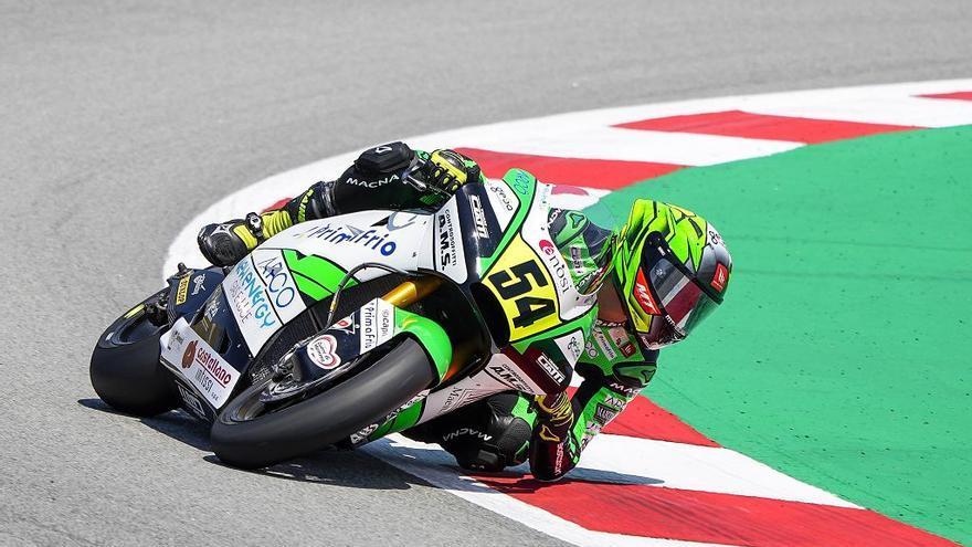 Doble triunfo de Fermín Aldeguer en el Europeo de motociclismo