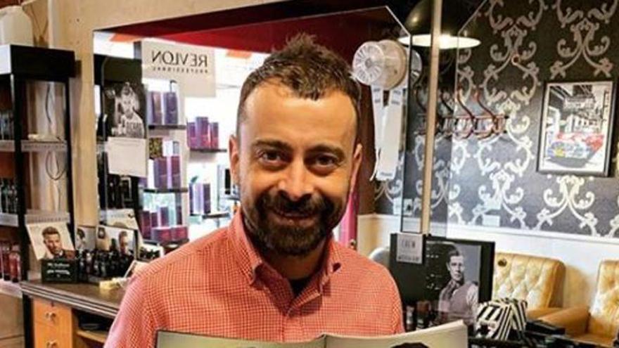 El barbero de Fuente Álamo Salvador Oliver alcanza la final de los prestigiosos International Visionary Awards