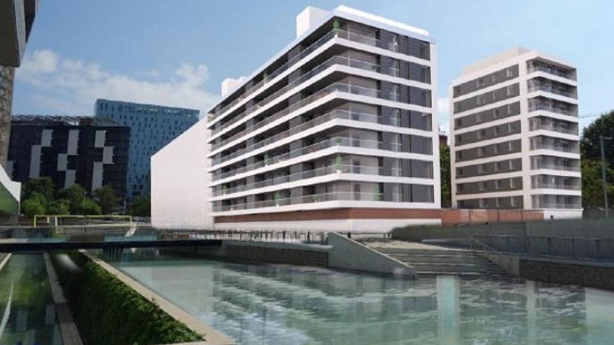 La Sareb crea una promotora para vender 17.095 viviendas