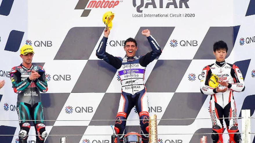 Triunfo español en el GP de Catar