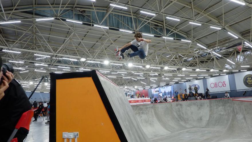 El rider Jaime Mateu se jugará la clasificación para Tokio en mayo