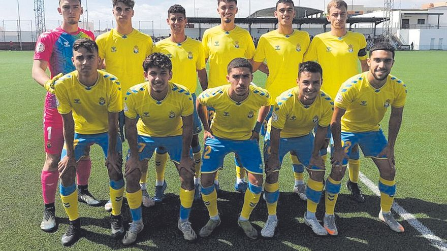 Las Palmas C se lleva la victoria en Los Pozos