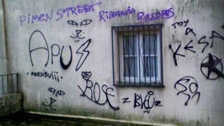 Ribeiro en Común reclama medidas contundentes contra el vandalismo
