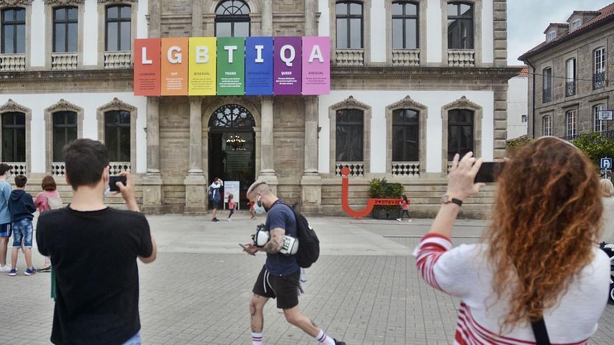 Pontevedra recibió más de 80 consultas sobre diversidad sexual en el último año