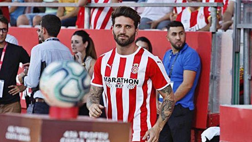 Carles Planas deixa el Girona després de jugar 14 partits en dos anys
