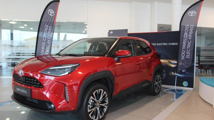 Toyota presenta el Yaris Cross amb un 'Roadshow' en els concessionaris