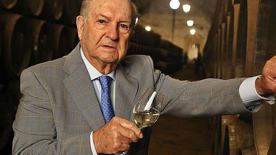 Gracia Hermanos lanza un vino Amontillado viejísimo de 75 años