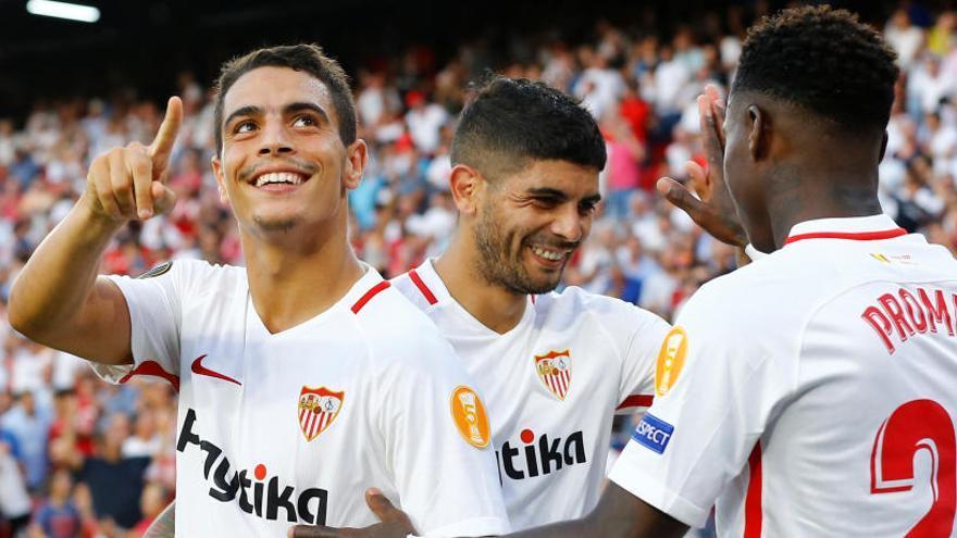El Sevilla vuelve con fuerza a su torneo talismán