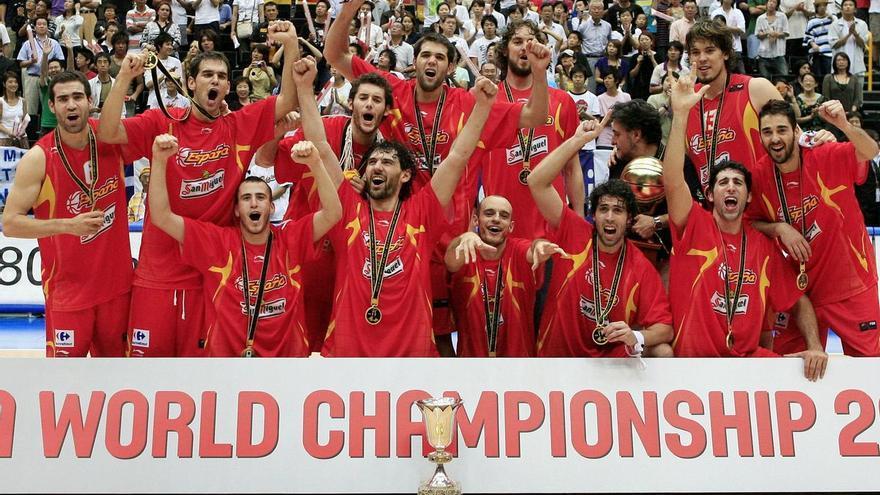 ¿Qué fue de los compañeros de Pau Gasol campeones del Mundial de 2006?