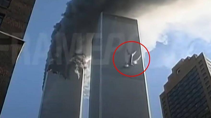 Els vídeos mai vistos de l'atemptat de l'11-S
