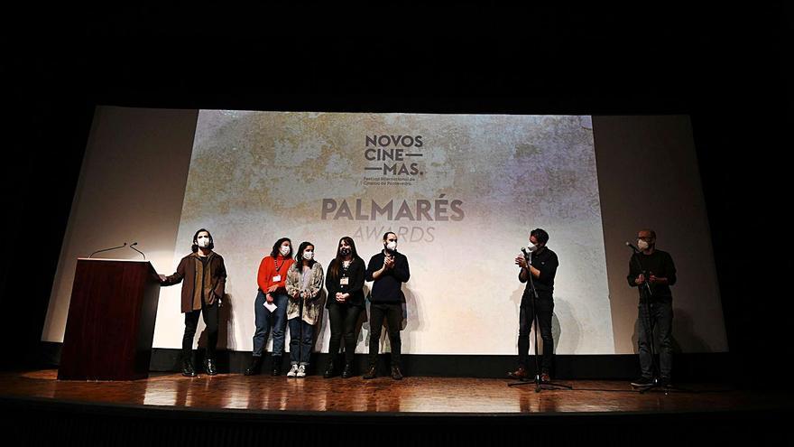 Novos Cinemas despide su quinta edición con la entrega del palmarés