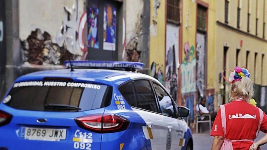 La capital activa otro dispositivo policial este fin de semana para evitar fiestas