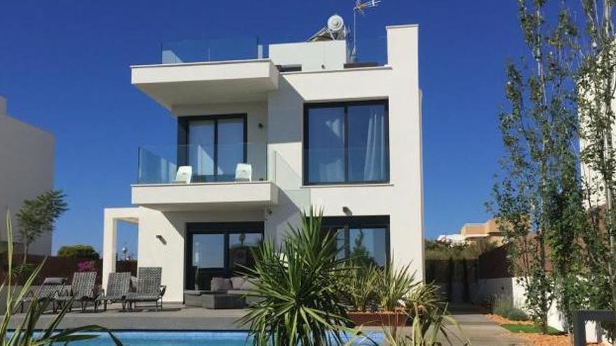 Der Immobilien-Boom auf Mallorca schwächt sich leicht ab