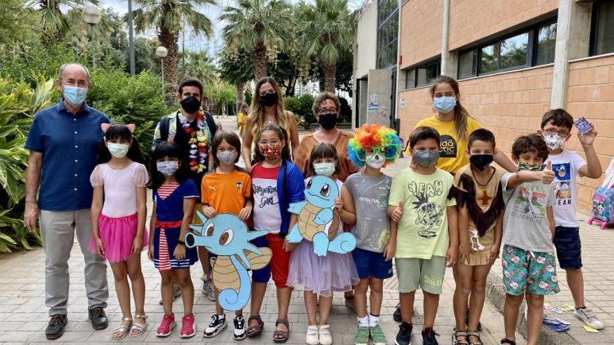 Las escuelas de verano resisten al coronavirus