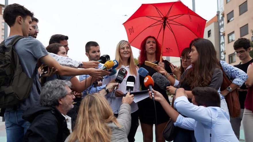 El sindicato de trabajadoras sexuales pide la dimisión del Gobierno