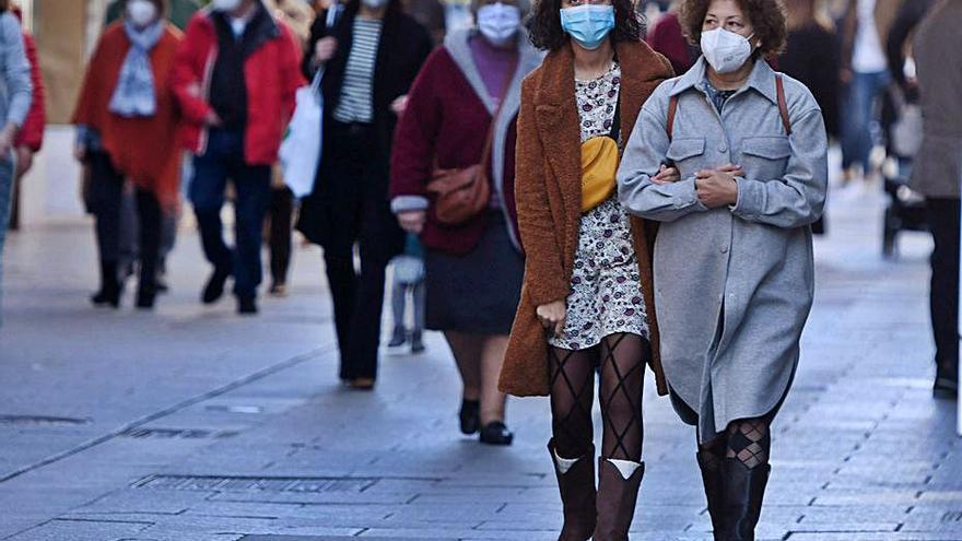 El uso generalizado y continuado de la mascarilla, clave para frenar la pandemia