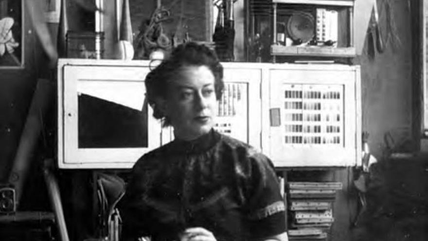 El CAAM celebra una conferencia sobre Maud Bonneaud-Westerdahl