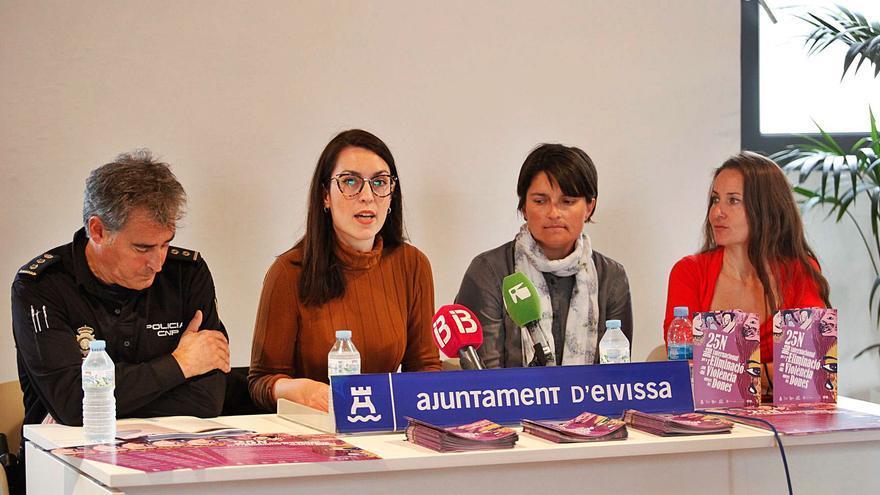 La concejala de Ibiza Claudia Cotaina deja Podemos por su desacuerdo con la 'ley Trans'