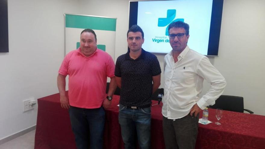 El Lorca Deportiva presenta a Sergio Sánchez como técnico y ficha a Heranz
